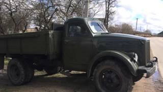ГАЗ 51 на ходу