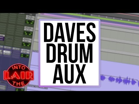 My Drum Aux – Into The Lair #185