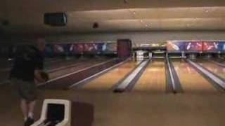 Stacked 20 Pin Bowling Strike