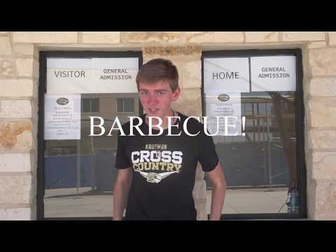 Kaufman High School XC BBQ Sat 9/30 9AM -Until its ALL Gone!
