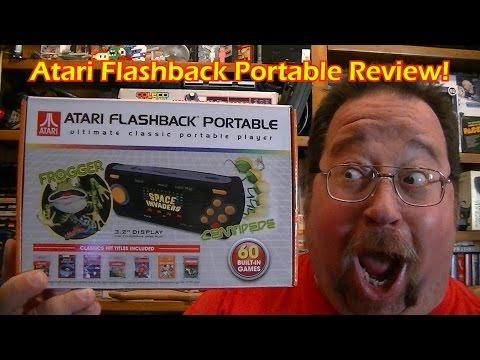 Atari Flashback Portable from AtGames!