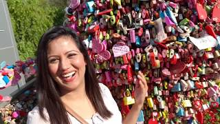 Let's See Seoul Tower Korea with Cabin Crew Mamta Sachdeva