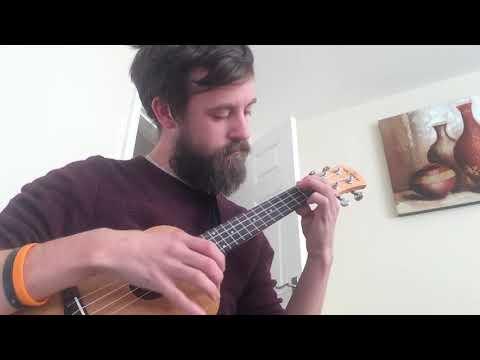 (TUTORIAL) Ukulele Fretboard Percussion