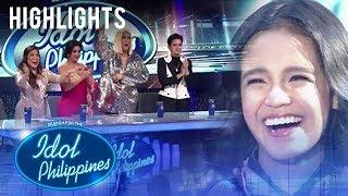 Zephanie, napatayo ang Judges sa kanyang performance | Live Round | Idol Philippines 2019
