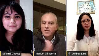 PARTICIPACIÓN POLÍTICA DE LA CIUDADANÍA CON MANUEL VILLACORTA