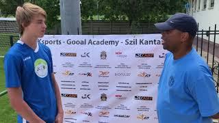 J4K-GooalAcademy Football and Goalkeeping  camp