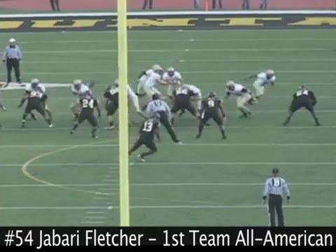 #54 Jabari Fletcher