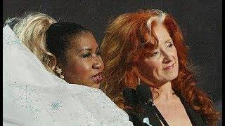 BONNIE RAITT on ARETHA FRANKLIN — Diva on Diva