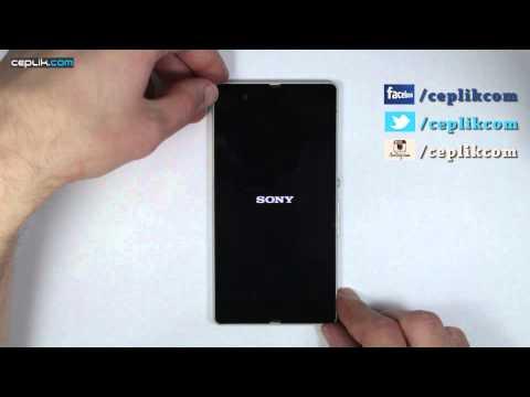 Sony Xperia Serisi Akıllı Telefonlara Nasıl Reset Atılır?