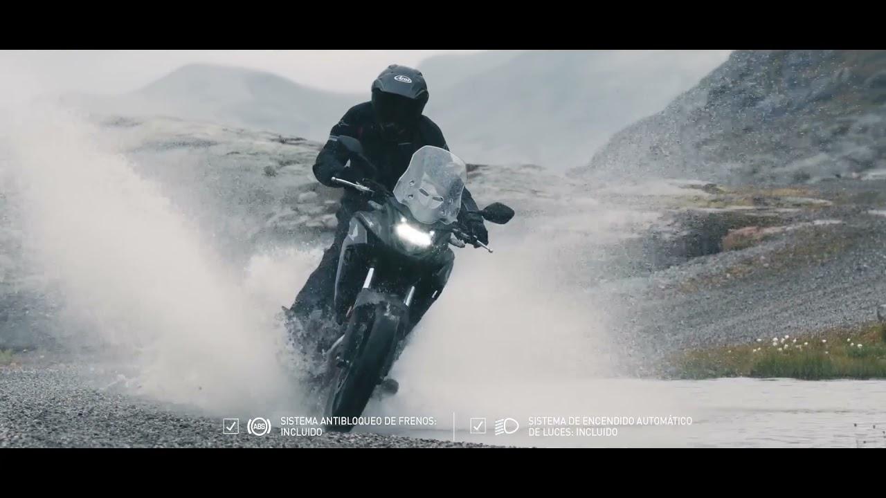 Con la Honda CB 500X a donde vayas huele a aventura