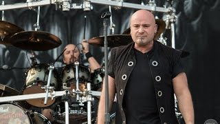 Repeat youtube video Disturbed - Down The Sickness - Knot Fest 2016