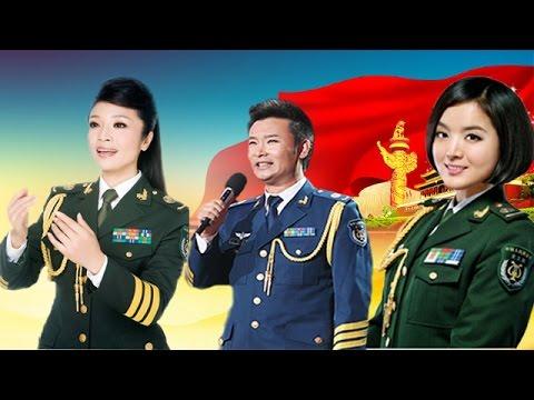 【超级访问】 军装人生李丹阳刘和刚白雪  唱响祖国