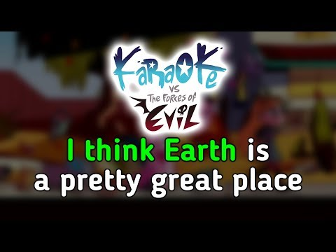 End Credit Theme - Star Vs. the Forces of Evil Karaoke