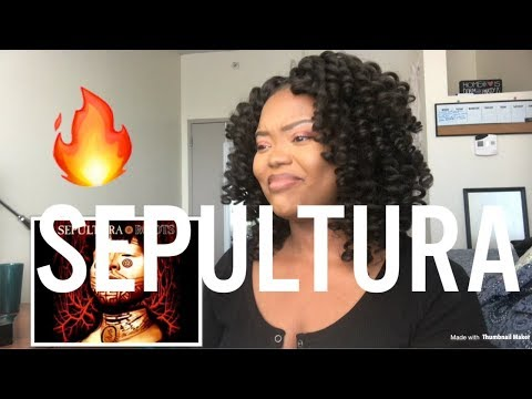 Sepultura- Roots Bloody Roots REACTION!!!