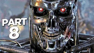 TERMINATOR RESISTANCE Walkthrough Gameplay Part 8 - ROMANCE (FULL GAME)