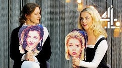 """Derry Girls Stars Play """"Who Is It"""" 