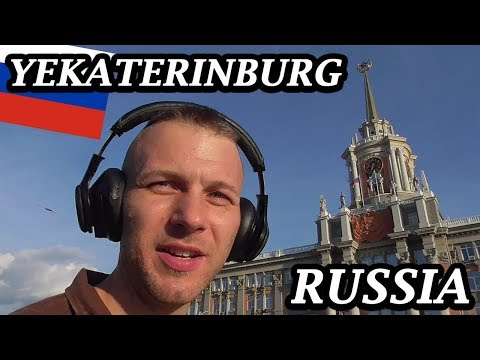 My Expat Diary - Russia (Yekaterinburg, Trans-Siberian-Expre