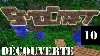 (Découverte) Minecraft JOUR10 Passage dans le Nether !