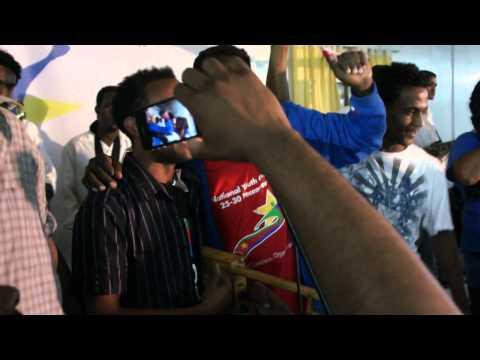 1:st National Youth Conference (Nakfa , Eritrea - Dec 2011) - Closing Ceremony