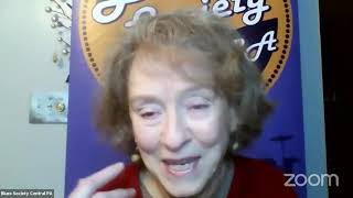 BSCP Virtual Jam   Blues Talk  Greg Gaughan of RCBC Radio and Kathy Gregoire   1 28 2021