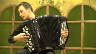 Domenico Scarlatti - D major sonata K. 430 - accordion