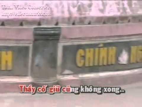 Karaoke Mau Nhuom San Chua 2 (Linh Truc)