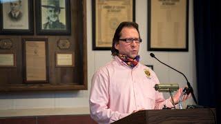 American Legion Post namesake honored with Purple Heart