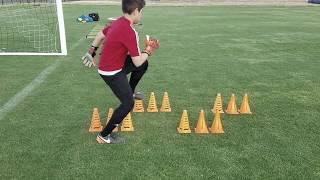 U12 Goalkeeper Training