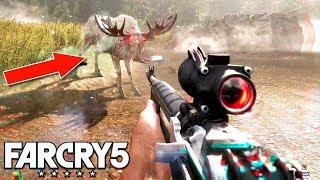 Upiorny łoś! | Far Cry 5 (#5)