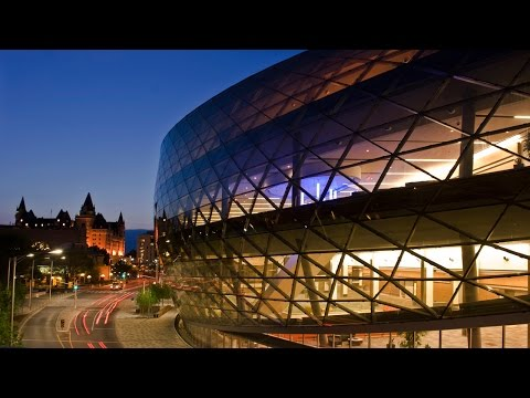 Shaw Centre Tour | Ottawa Tourism