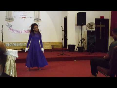 Better praise dance - Jessica Reedy