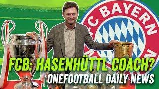 Hasenhüttl zum FCB? Entwarnung bei Lukaku! - Onefootball Daily News
