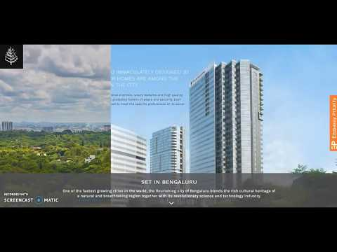 Embassy One Four Seasons Private Residences Sample Flats Hebbal Bangalore