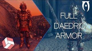 Oblivion - How t๐ Easily Get Full Daedric Armor and The Goldbrand Katana! (2018 Tutorial)