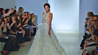 Kelly Faetanini - Spring 2016 Bridal Collection Runway Show
