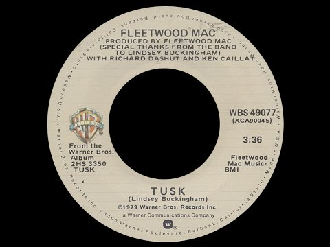 Fleetwood Mac ~ Tusk 1979 Disco Purrfection Version