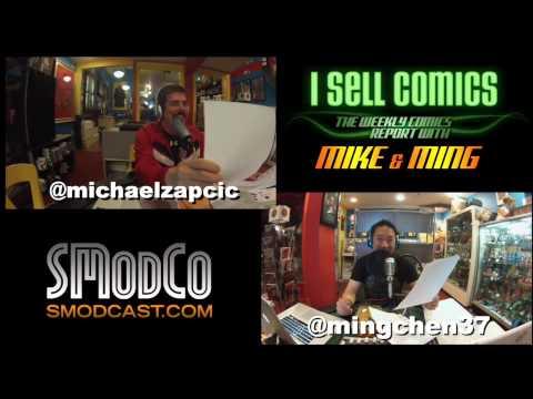 I Sell Comics! Podcast Video - Thu April 24, 2014