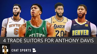 Anthony Davis Trade Rumors: 4 NBA Teams That Could Trade For Pelicans Superstar Anthony Davis