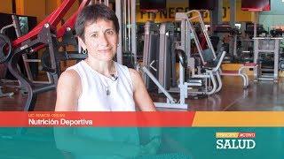 PAS Programa 305. Nutrición Deportiva.  HD