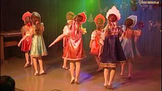 Обучение современной хореографии.