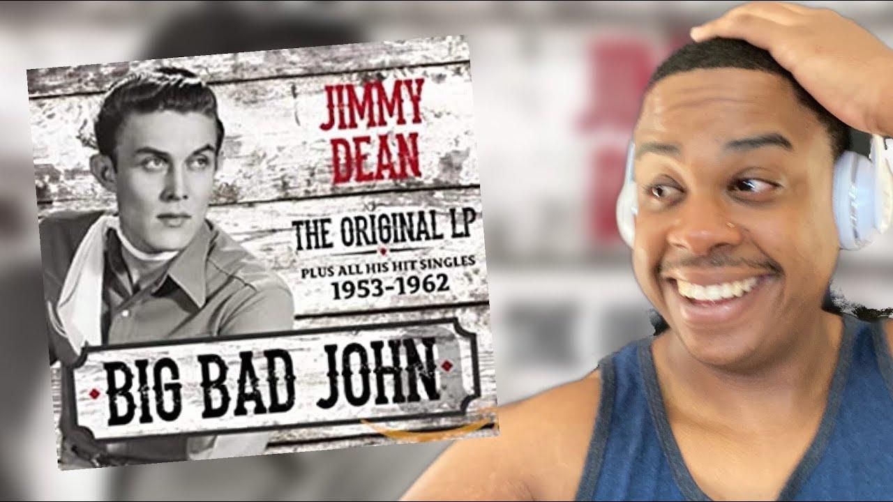 JIMMY DEAN - BIG BAD JOHN | REACTION