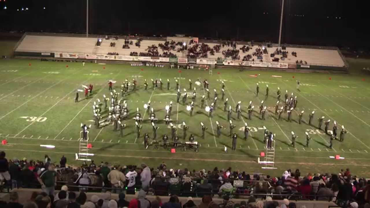 2014 Enmu Greyhound Sound Marching Band Youtube
