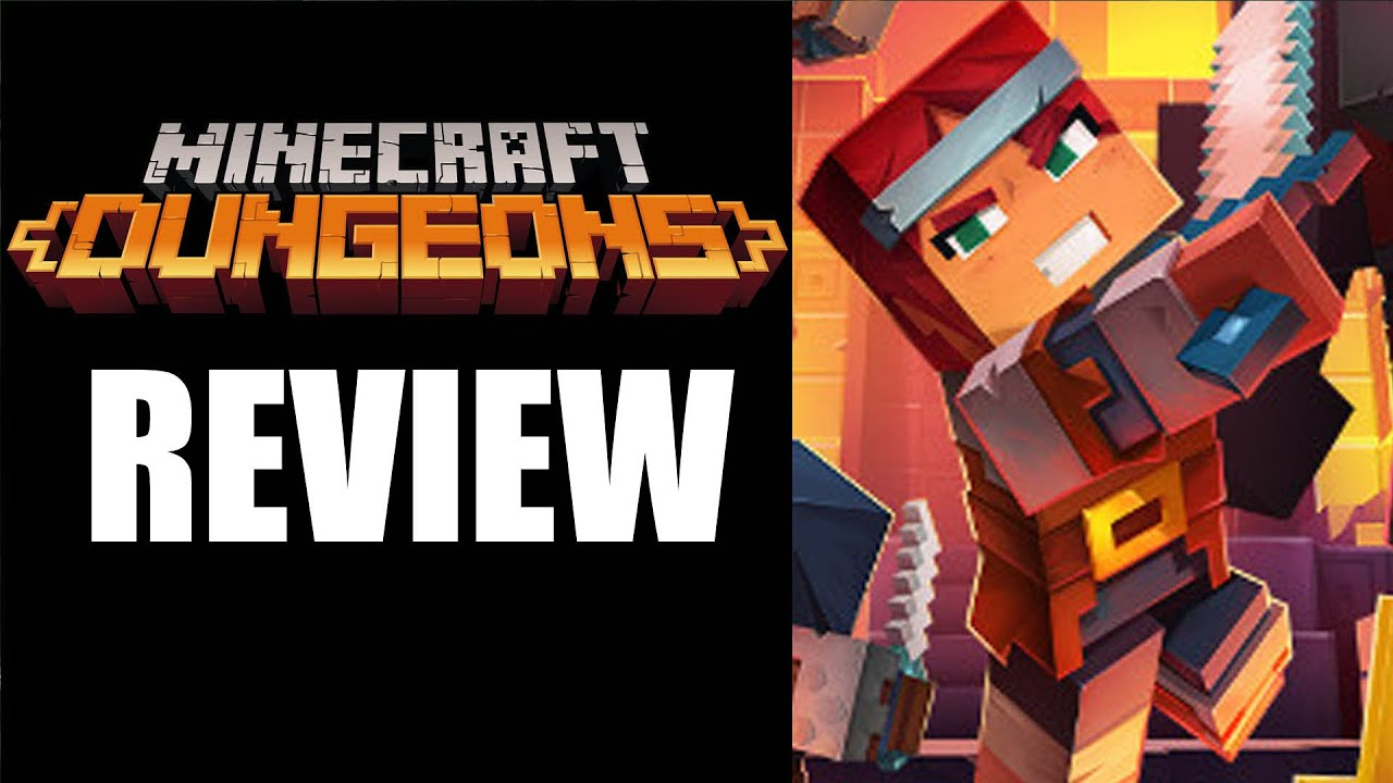 Minecraft Dungeons Review - The Final Verdict - GamingBolt