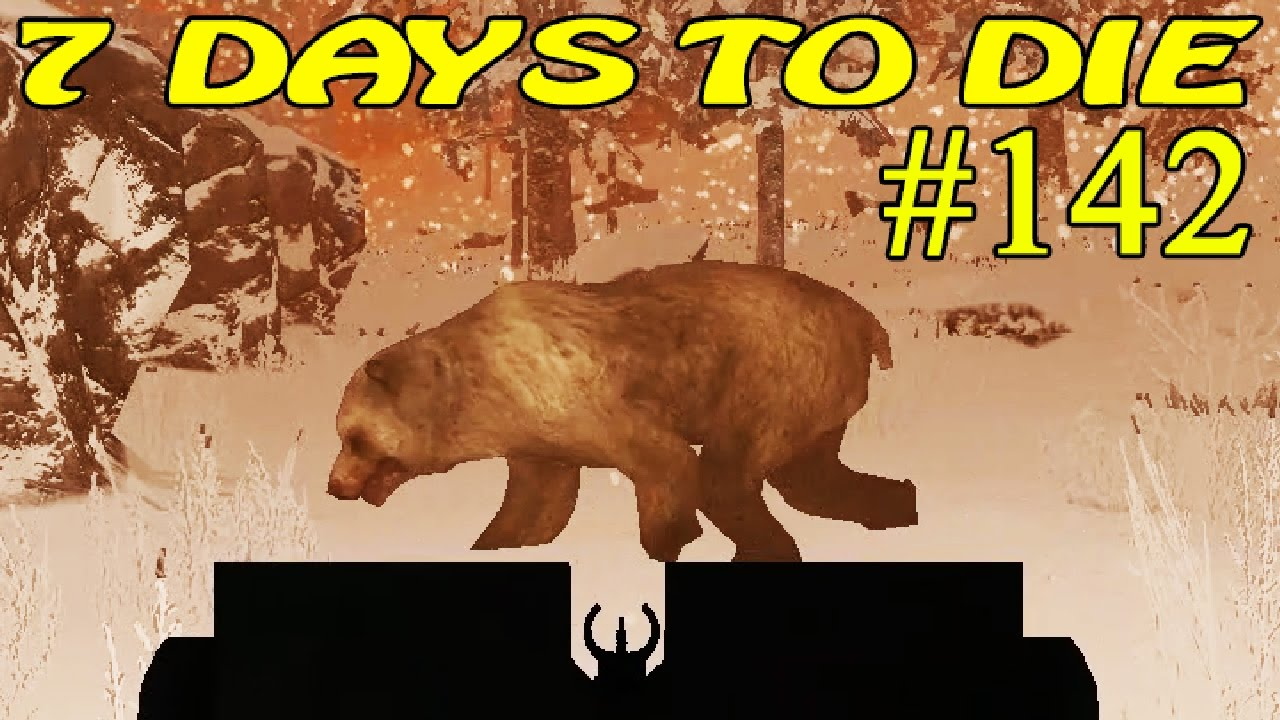 7 days to die alpha 15 142 16 youtube. Black Bedroom Furniture Sets. Home Design Ideas