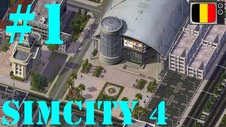 Let's Play SimCity 4 (Digby) - Episode 1 - Belgica (Part 1)