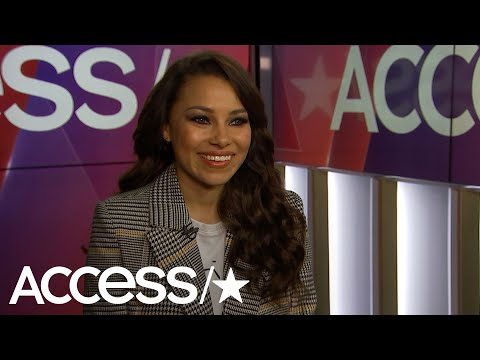Jessica Parker Kennedy Suits Up For 'The Flash' & Gets Tips For Running On Camera From Grant Gustin