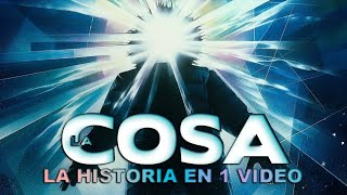 La Cosa (The Thing) La Historia en 1 video