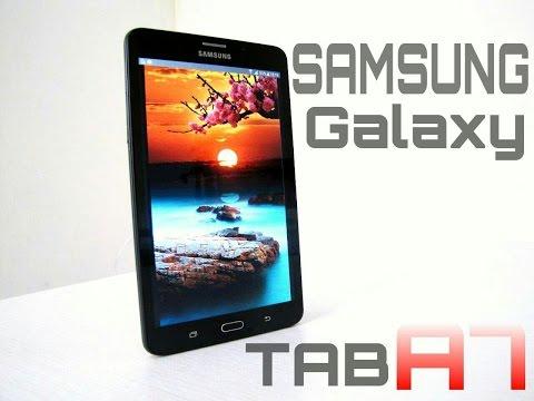 Samsung Galaxy TAB A7 2016 SM-T 285. Планшет с 3G для всех!