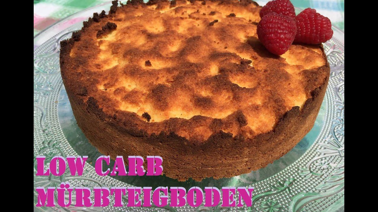 Low Carb Murbteigboden Kuchen Nach Deiner Wahl Belegen Dabys Low