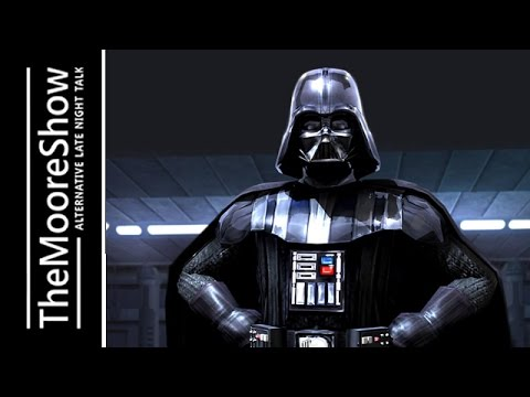 David Prowse aka Darth Vader Radio Interview - Star Wars Special